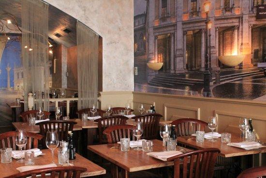 Sapori d'Italia; gezellige ambiance, beste kwaliteit, heerlijke menu's en wijnen, fijne service!