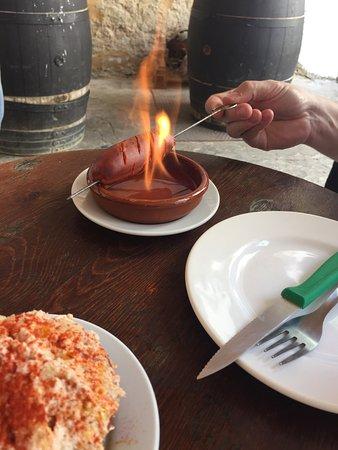 Restaurante tabanco la pandilla en jerez de la frontera for Cocina y alma jerez