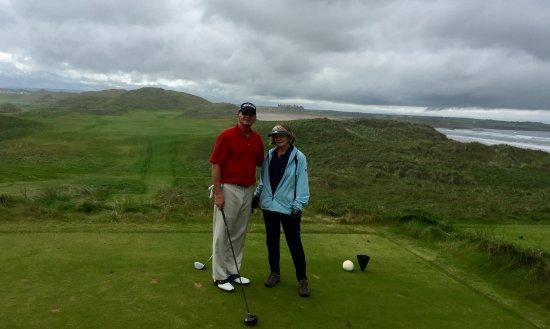 Doonbeg, Irlandia: Great golf course.