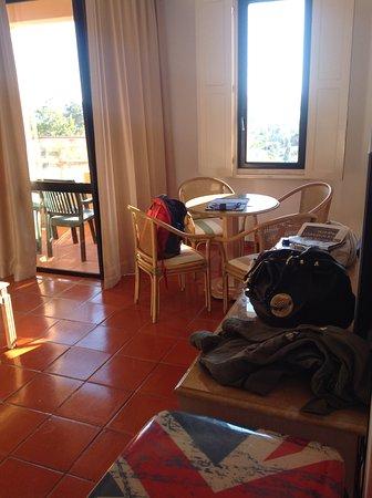 Dom Pedro Marina: Lounges
