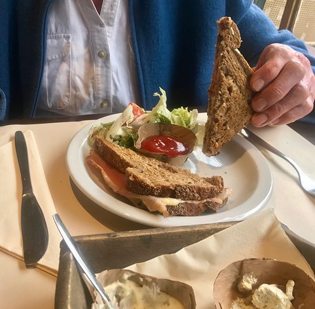 Leusden, The Netherlands: Tosti