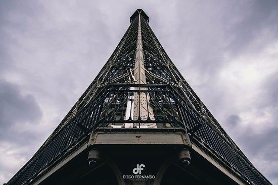 Cultival: Torre Eiffel desde el segundo nivel