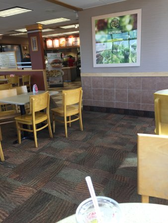 Fishers, IN: Wendys