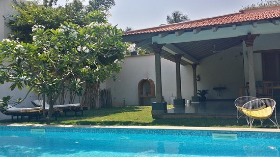 Kadal the beach house pondicherry lodge reviews photos rate comparison tripadvisor for Hotels with swimming pool in pondicherry