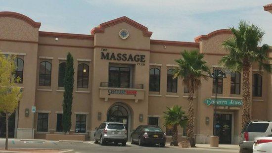 The Massage Club