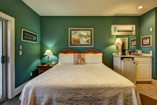 The Sunset Inn : Bermuda Room