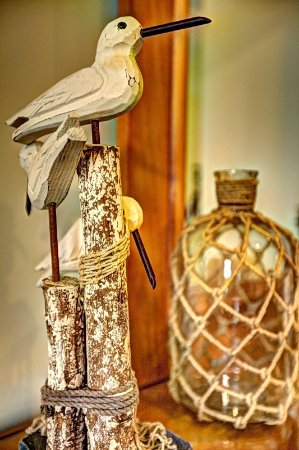 Sunset Beach, Carolina del Norte: Decor