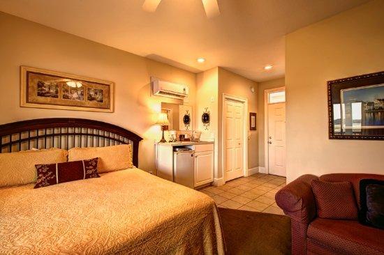 Sunset Beach, Carolina del Norte: The Charleston Room