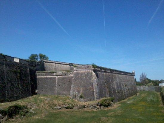 Blaye, Frankreich: Remparts