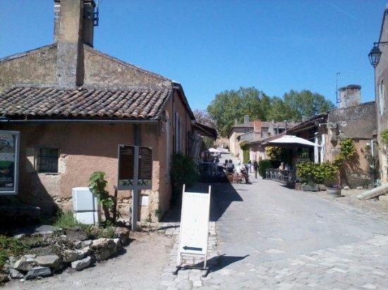 Blaye, Fransa: Ruelles sympas
