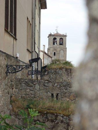 Bejar, Spain: vistas