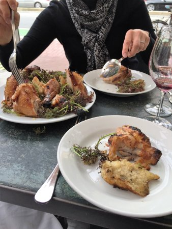Zuni Cafe: Roast Chicken for Two