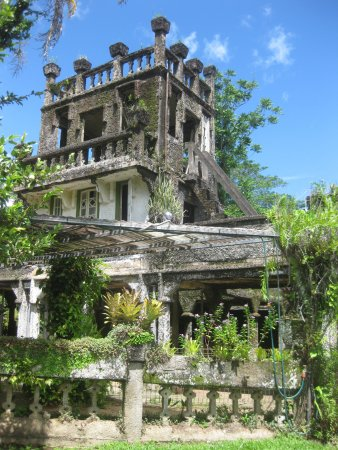 Mena Creek, Australia: Paronella chateau ruin
