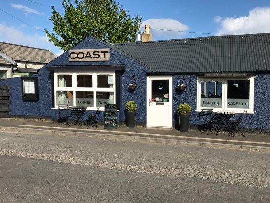 Whiting Bay, UK: New Colours at Coast :)