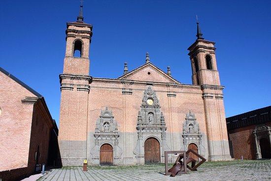 San Juan de la Pena, España: Monasterio nuevo