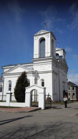 Lyepyel', Hviterussland: Церковь Святого Казимира