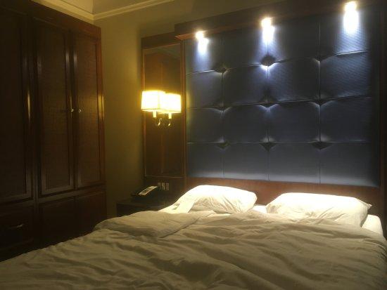 Hotel Chandler: コージーですが、安らげます。