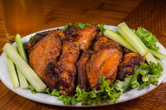Wilmington Island, GA: Buffalo Wings