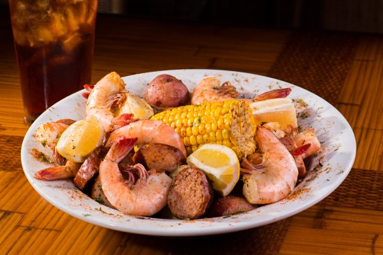 Wilmington Island, GA: Low Country Boil