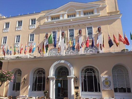 Grand Hotel Quisisana Picture Of Grand Hotel Quisisana Capri
