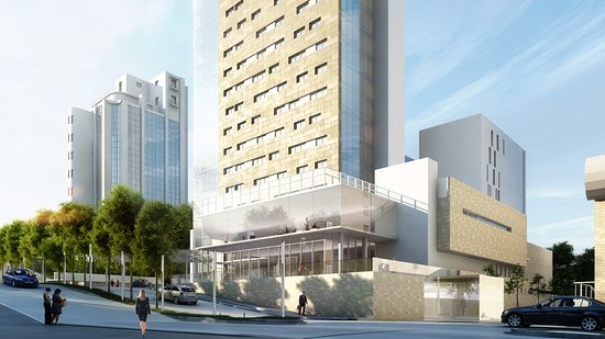 Holiday Inn Algiers-Cheraga Tower