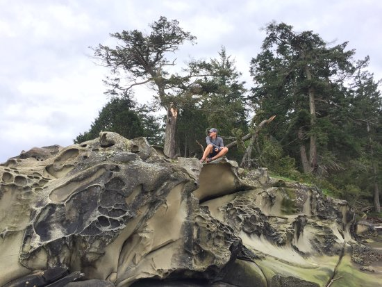 Galiano Island, Canada: Tour Galiano