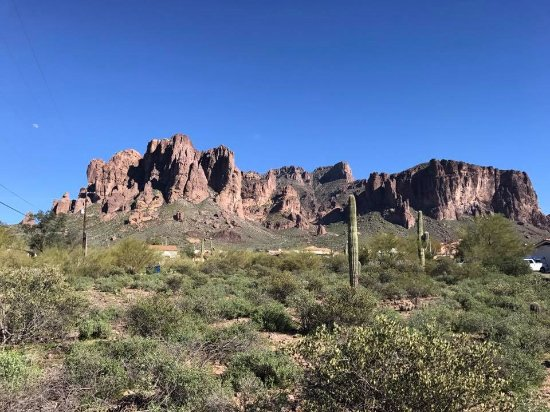 Lost Dutchman State Park Image