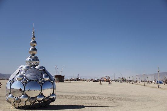 Burning Man: Fractals