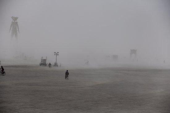 Burning Man: Sandstorm