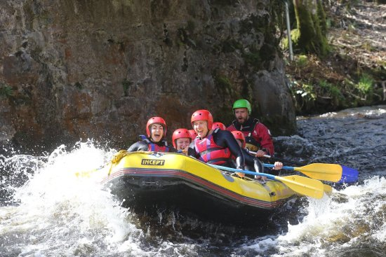 The National Whitewater Centre: photo2.jpg