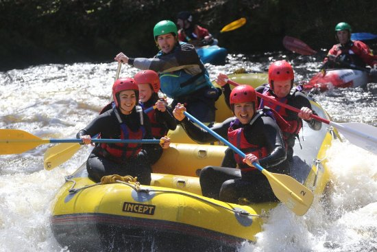 The National Whitewater Centre: photo3.jpg