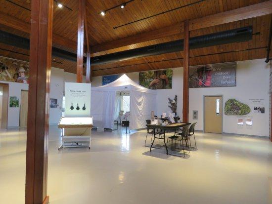 Lethbridge, Canadá: Open, airy spaces