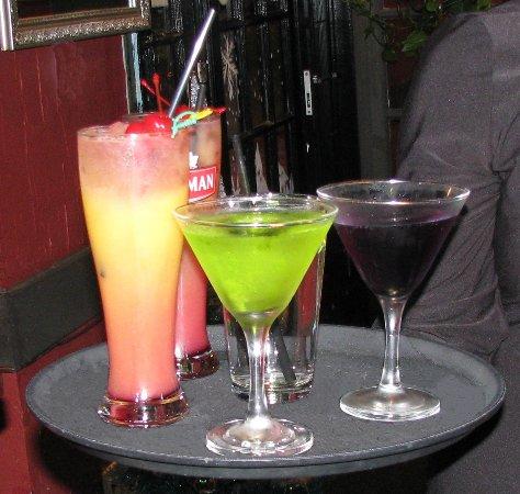 Langley City, Canadá: Cocktail & Martini