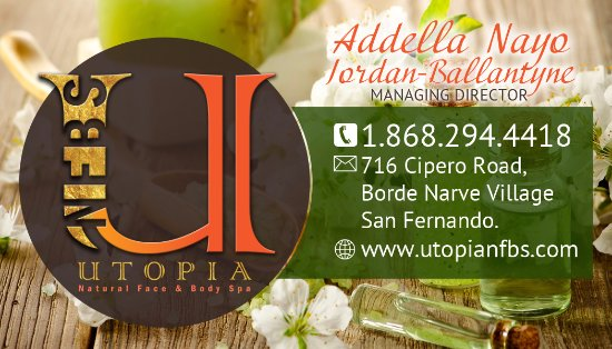 Utopia Natural Face & Body Spa