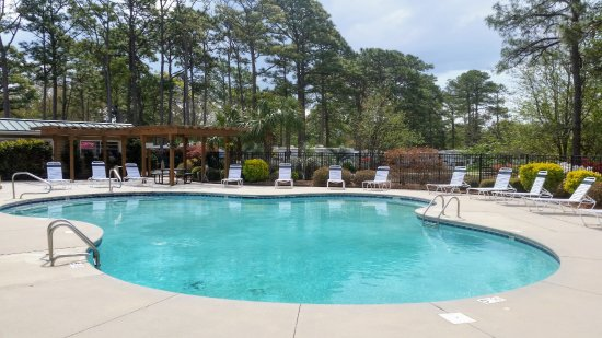Newport, NC: Resort Swimming Pool