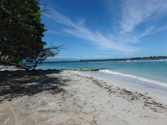 Бокас, Панама: avant la plage