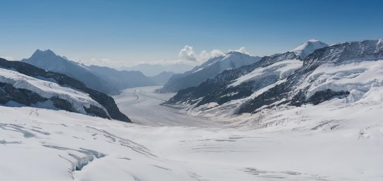 Bernese Oberland, Sveits: Jungfraujoch