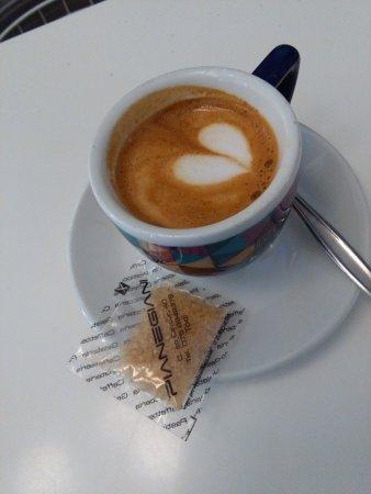 Gelateria Pianegiani: caffè con il cuore :)