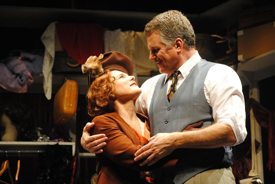Bristol, PA: Tovah Feldshuh & Robert Newman (Gypsy, 2011-12 Season)
