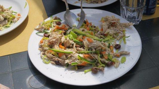 Карманьола, Италия: primi piatti