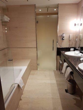 Cangas del Narcea, Espagne : baño