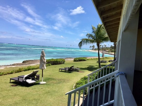 Club Med Punta Cana : View from room 902 (Tiara)