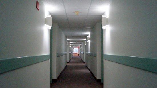 Neepawa, Canada: Hallway