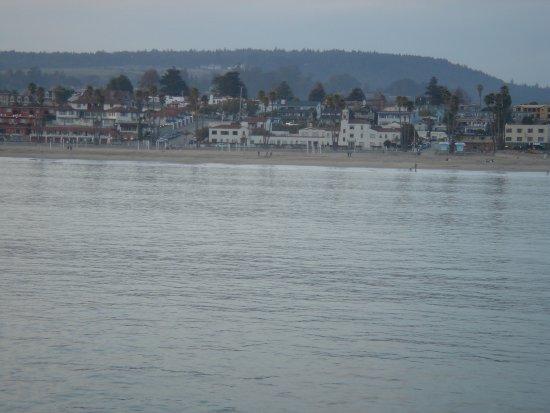 Santa Cruz Beach Boardwalk: A day at the beach and boardwalk