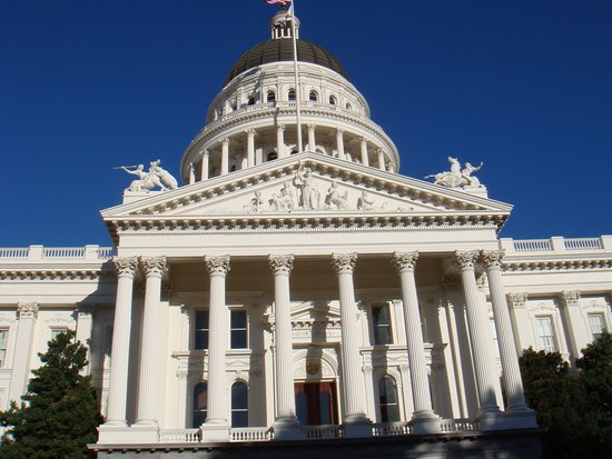 California State Capitol and Museum: State Capitol