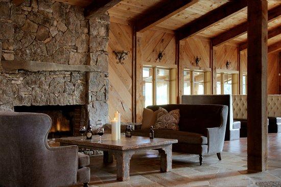 Mill Creek, كاليفورنيا: Highlands Ranch Resort Common Room