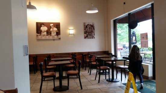 Cary, NC: Front Seating