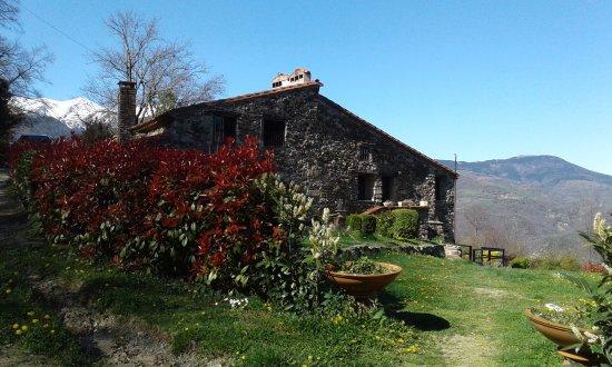 Prats de Mollo la Preste, Франция: Les 2 chambres sont situées face aux montagnes
