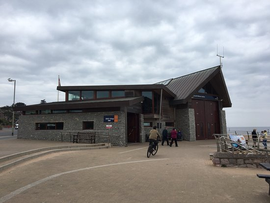 ‪Exmouth Lifeboat Station‬