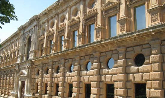 Palast von Karl V